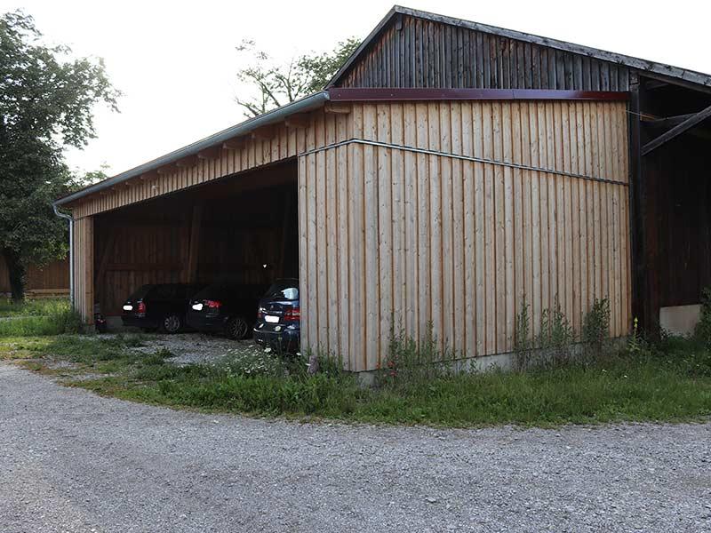 Zimmerer München Carport